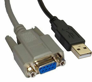 Serial-Null-Modem-Cable-with-USB-Adapter-EchoStar-EuroVox-Humax-Box-Update-Lead