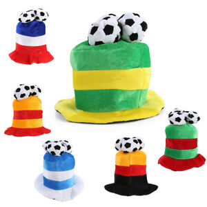 baa2a6502fd Football Hat Cap Headwear Decor Party Dress-up Soccer Cheerleading ...