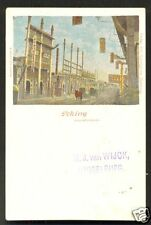 Peking Beijing Street Shops China ca 1899