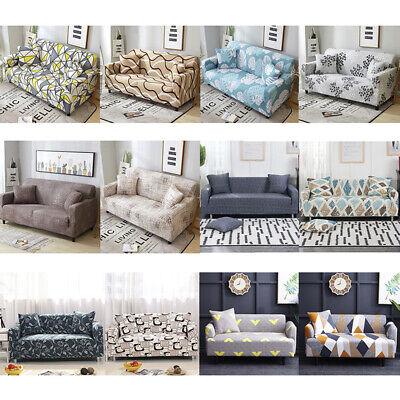 Seat Universal Sofa Cover Corner Couch Slipcover Elastic