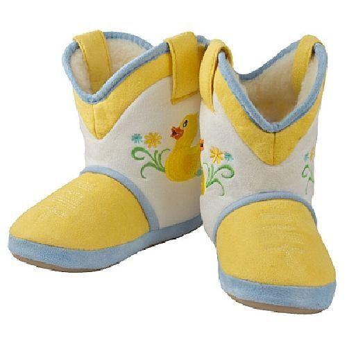 Cicciabella Cowgirl Multi Floral Children Girls Boys Boot Slippers S//M;L//XL