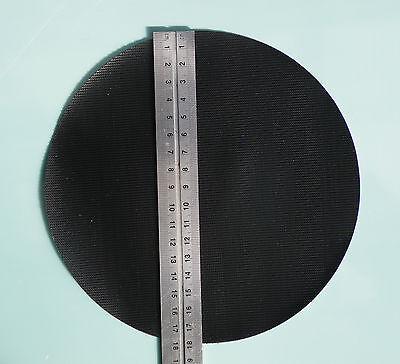 Aggressive 18cm Diametro Autoadesivo Preformata Gancio Dischi Per Ristrutturante Sanders / Drills & Hammers