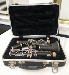 *nice* Palatino Black Student Clarinet With Hard Carrying Case Music Woodwind Jcgesdzx-07182610-259439618
