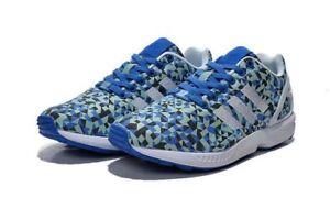 Flux Originals Adidas 13 Trainers Zx Uk Mens Weave Prism Running Blue Boys Shoes dBIqCwI