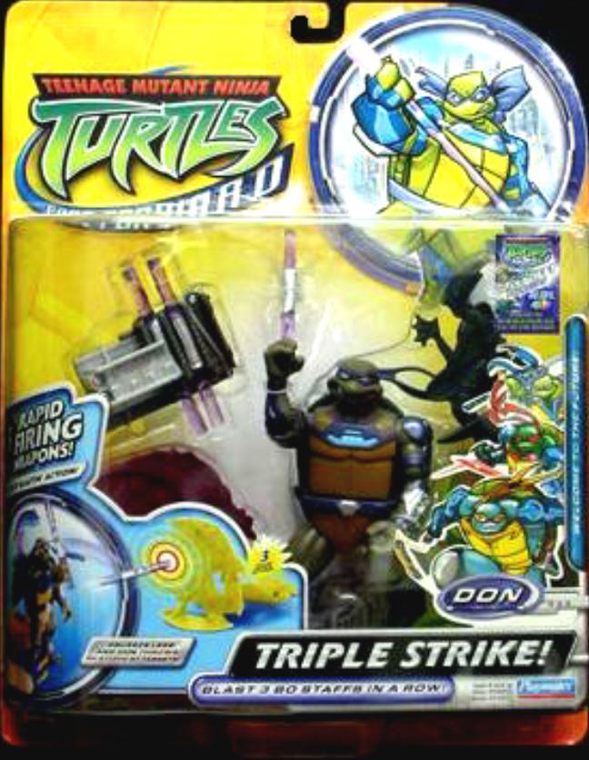 Teenage mutant ninja turtles 5  vorwärts oder donatello neue fabrik - 2006