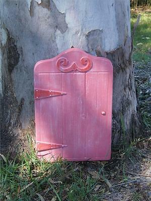 EXTRA LARGE FAIRY DOOR MOULD -  NEW  - GARDEN ORNAMENT CONCRETE, CEMENT, PLASTER