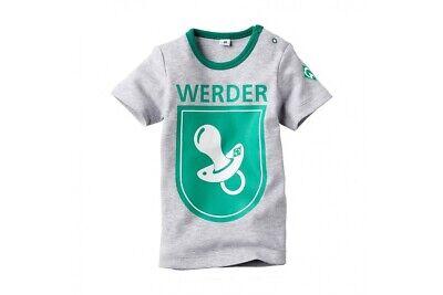 Baby Shorts grau Hose Gr 56-80 SV Werder Bremen