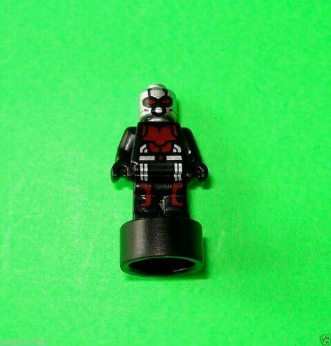 NEW ### TOP LEGO SUPER HEROES FIGUR ### ANT MAN MICROFIGUR AUS SET 76051 NEU