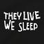 They-Live-We-Sleep-T-Shirt-Rowdy-Roddy-Piper-Sunglasses-John-Carpenter-Movie-Tee thumbnail 2