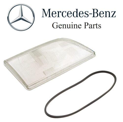 For Mercedes W140 S600 S320 S350 Passenger Right Headlight Lens OES 1408208066