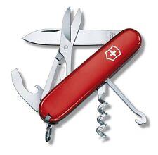 Victorinox Compact Offiziermesser rot 1.3405