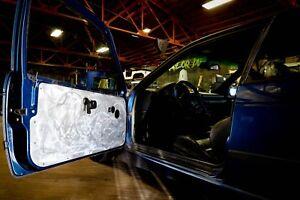 Bmw E36 318ti Aluminum Door Panels Skins Race Track Car
