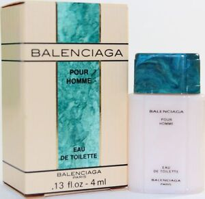 Oz Pour Mini Ml Eau Homme 4 13 0 About Balenciaga Details Splash Men Cologne Edt De Toilette EWIDHY29