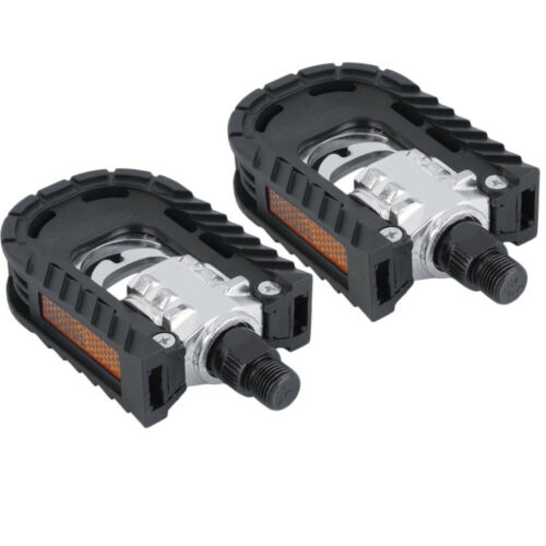 Durable Aluminum Alloy Mountain Bike Folding Pedals Non-slip For Bicycle Parts