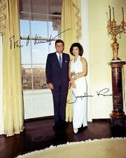 John Kennedy & Jackie Autographed Repro Photo 8X10 JFK - Buy Any 2 Get 1 Free