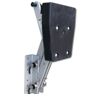 Stock-Aluminum-Outboard-Mount-Motor-Bracket-Trolling-Dingy-Auxiliary-Hot