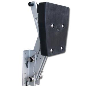 Heavy duty aluminum outboard 2 stroke kicker motor bracket for Outboard motor brackets for sale