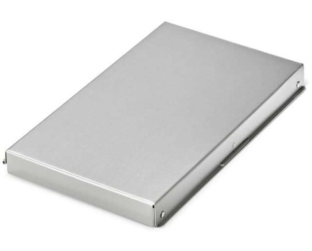AdirOffice Aluminum Snapak Form Holder Clipboard Office Supply Storage 9 x 12