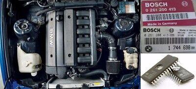 93-95 BMW E34 525i E36 325i DME ECU Engine Computer 1 744 698 0261200413