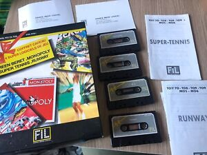 lot 4 jeux green beret runway super tennis monopoly thomson mo5 mo6 to7 to8 to9 ebay details sur lot 4 jeux green beret runway super tennis monopoly thomson mo5 mo6 to7 to8 to9