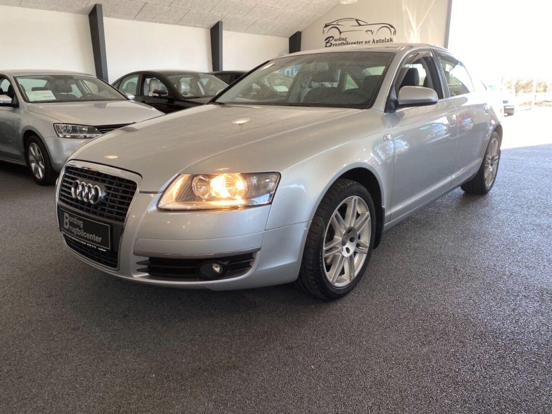 Audi A6 2,4 V6 Multitr. 4d - 99.800 kr.
