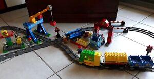 Lego-Duplo-5609-Train-Electrique-Deluxe-Complet