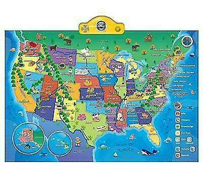 Interactive Talking USA Map for Kids TG660 - Push Learn and Discover on large map of usa, roadmap of the usa, map of usa states, physical map of usa, postcard of the usa, parts of the usa, rivers of the usa, full map of usa, climate of the usa, united states maps usa, travel the usa, mal of the usa, map of time zones in usa, driving road map usa, flag of the usa, blank map of usa, states of the usa, outline of the usa, map of east coast usa, atlas of the usa,