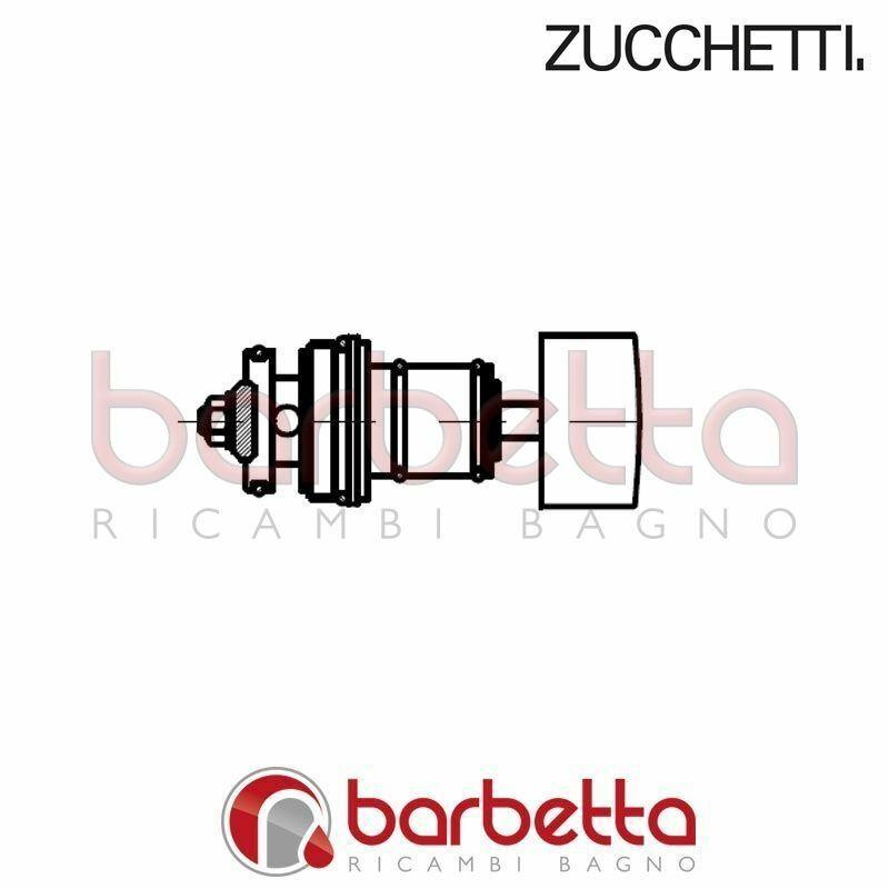 DEVIATORE COMPLETO ISY ZUCCHETTI R98519