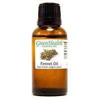 1 fl oz Fennel Essential Oil (100% Pure & Natural) - GreenHealth