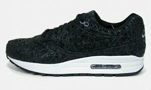 Details about Nike Air Max 1 Premium Geometric Pack Black Grey White SZ 12 512033 005 Patch
