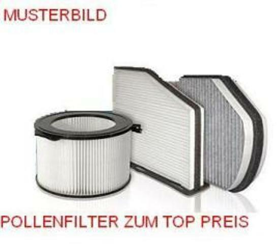 INNENRAUMFILTER POLLENFILTER - RENAULT CLIO II 98-05