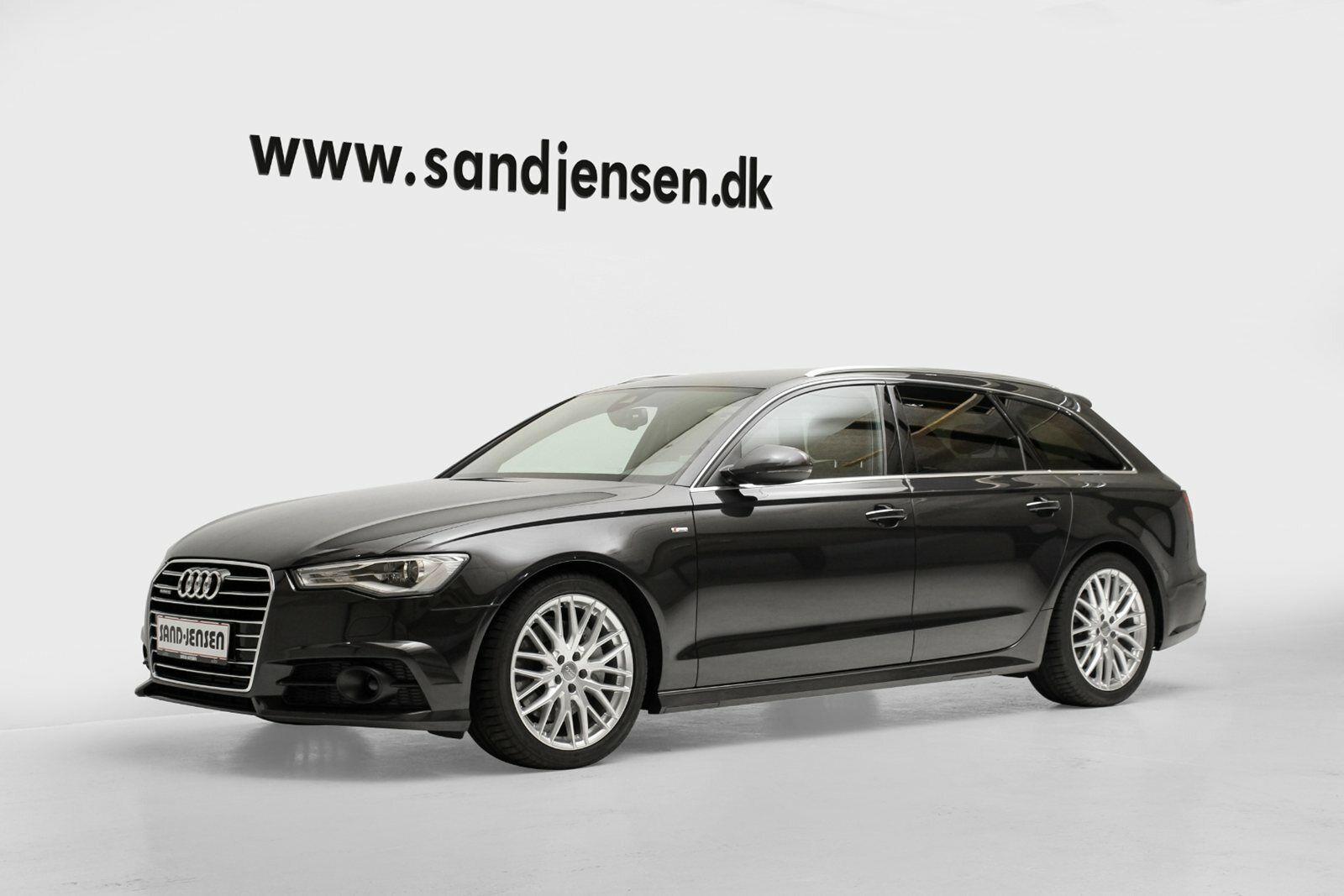 Audi A6 3,0 TDi 272 Avant quattro S-tr. 5d - 569.900 kr.