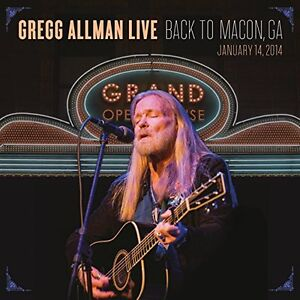 Gregg-Allman-Gregg-Allman-Live-Back-To-Macon-GA-CD