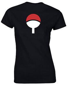 NARUTO  Uchiha Clan Symbol Mash up Itachi T Shirt S M L XL 2X 3X Manja animie