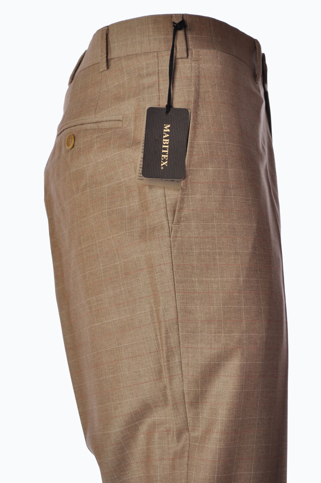 Mabitex  -  Pants - Male - Beige - 2915302A183555