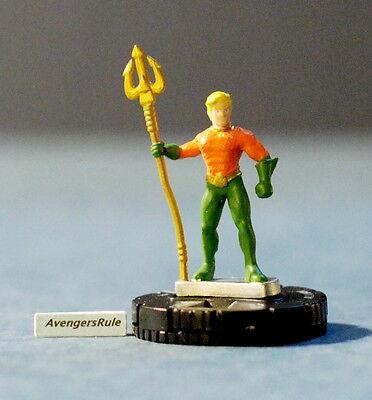 DC Heroclix Teen Titans 015 Aquaman Common