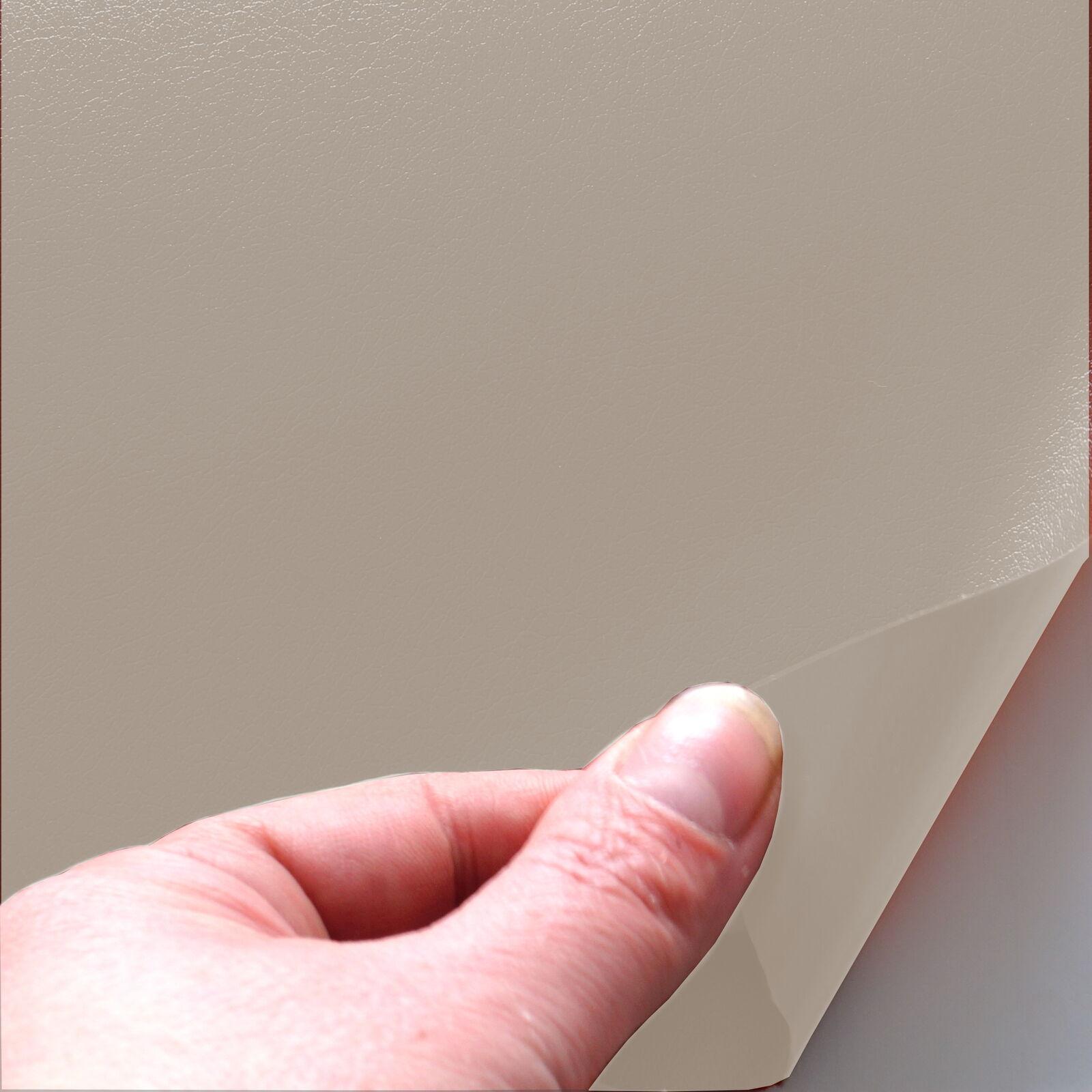 /m² PVC cuir film Beige 152 400 x 152 Beige cm Auto Meubles Film simili cuir 458191