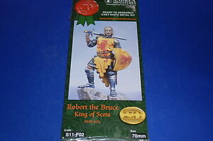Andrea-Miniatures-S11-F02-Robert-The-Bruce-King-of-Scots-scala-70mm