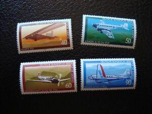 Germany-Berlin-Stamp-Yvert-Tellier-N-552-A-555-N-MNH-COL4