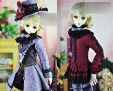 1/4 BJD 42-45cm Boy Doll Outfit Set msd Luts kid Clothes dollfie ship US