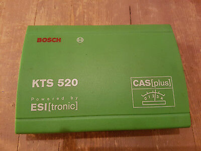 Bosch Dispositivi Fiscale Diagnosi Modulo Kts 520-agnose-modul Kts 520 It-it
