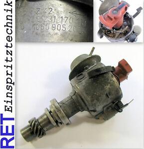 Zündverteiler Bosch 0231170161 VW LT 2,0 060905205A original
