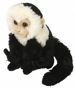 """~❤️~Wild Republic SQUIRREL Monkey 8/"""" 20cm Soft Toy Plush Animal BNWT~❤️~"""