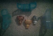 Lot of 3 McDonalds Ice Age Toys