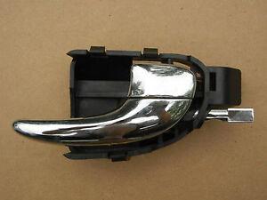 Jaguar X Type 2003 Right Front Rear Interior Door Handle X Type Passenger Side
