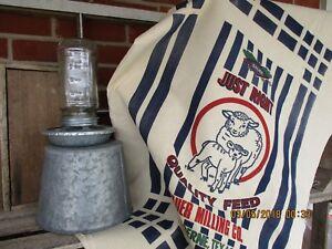 Feed-sack-fabric-flour-sack-fabric-lamb-feed-sack-fabric-craft-fabric-Fabric