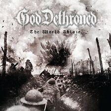 God Dethroned - The World's Ablaze [New CD]