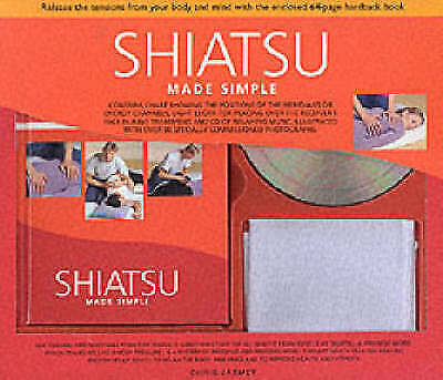 1 of 1 - Shiatsu Made Simple (Alternative Health Box Set),Jarmey, Chris,Very Good Book mo