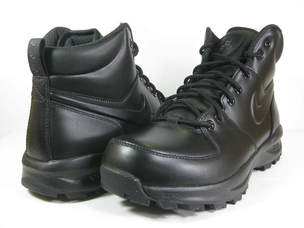 Homme Nike ACG Manoa Leather Noir/Noir