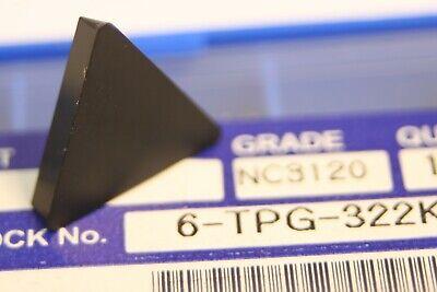 TMX CCMT32.51-C25  Carbide Grade NC9020 Insert Gold for Steel 6-CCM-321A